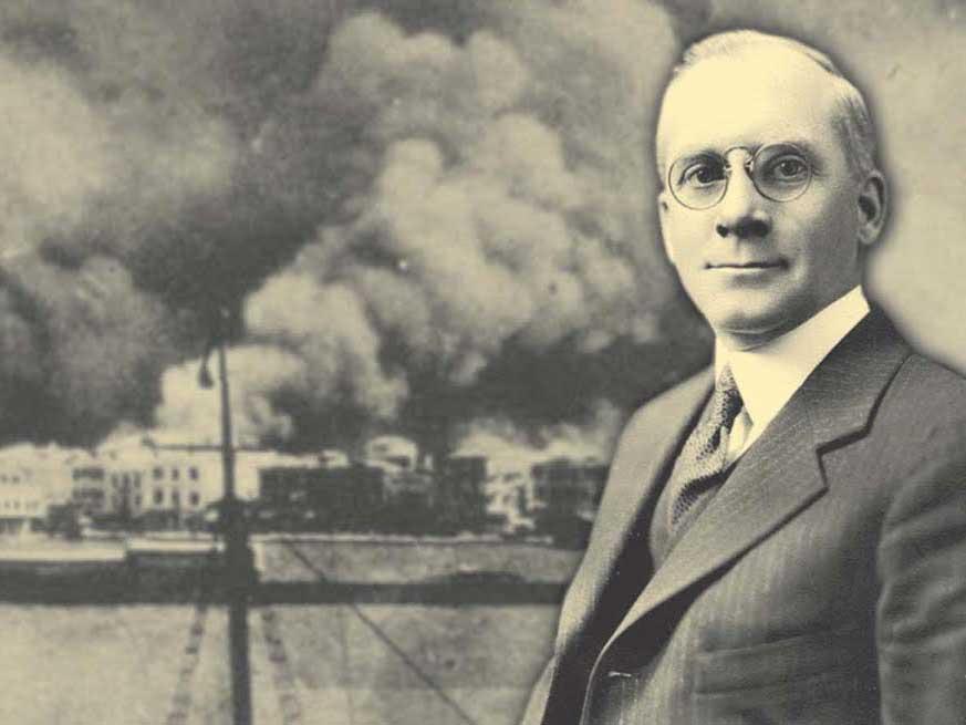 Κων/νος Ρίζος: Asa Kent Jennings (1877-1933)- Ένας σωτήρας των Μικρασιατών  προσφύγων το 1922 - TNEWSGROUP