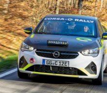 Το νέο Opel Corsa-e Rally Είναι Έτοιμο για Δράση