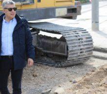 Ξεκινούν οι εργασίες για τη βελτίωση του δρόμου Καλογριανή – Γέφυρα Κουκουράβα