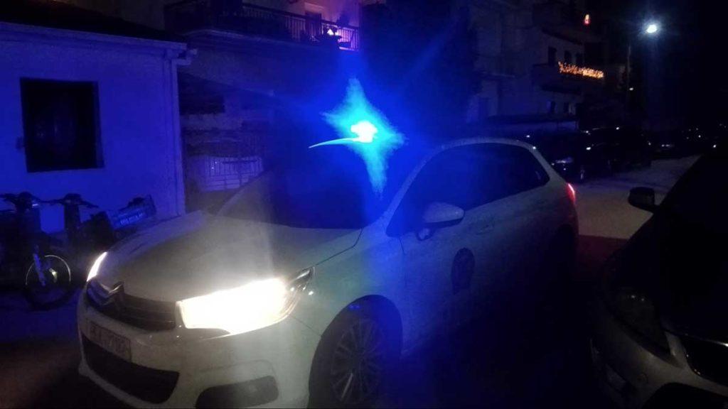 Αστυνομία Τρίκαλα περιπολικό