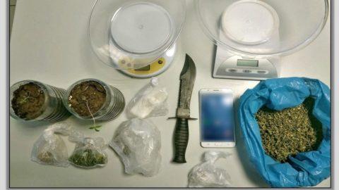 Σύλληψη στα Φάρσαλα για ναρκωτικά