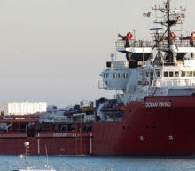 Το Ocean Viking έσωσε 122 μετανάστες τους οποίους περισυνέλλεξε στη Μεσόγειο