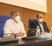 Σύσκεψη στη Λάρισα Αγοραστός – Τριαντόπουλος και Δήμαρχοι για τον Ιανό