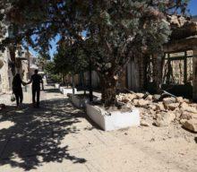 Νέος ισχυρός σεισμός στην Κρήτη στα 5,3 Ρίχτερ. Ανησυχία σεισμολόγων για τους μετασεισμούς