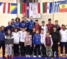 """Ελληνικές και Τρικαλινές επιτυχίες στο διεθνές τουρνουά """"Csaba Ferenc"""" της Σερβίας"""