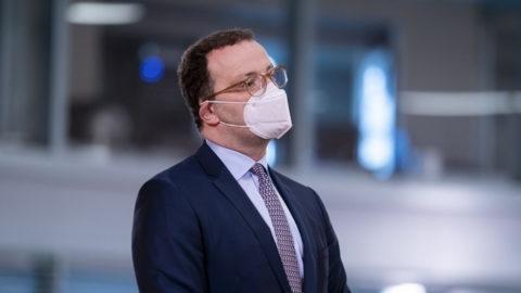Γερμανία: Το τέλος της πανδημίας κορωνοϊού προτείνει ο Σπαν